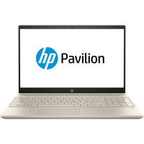 "Ноутбук HP Pavilion 15-cs0048ur /i5-8250UQ/ DDR4 8GB/ HDD 1000GB/ 15,6"" HD LED/ 2GB GeForce 150MX 2GB/ No DVD (4MU38EA)"