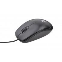 Мышка 2E MF104 USB Black 2E-MF104UB