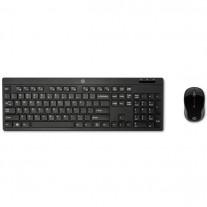 Клавиатура и мышь HP Black USB (Z3Q63AA )