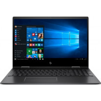 "Ноутбук HP ENVY x360 15-ds0005ur/ AMD Ryzen 5 3500U/ DDR4 8GB/ SSD 256GB/ 15.6"" FHD/ AMD Radeon Vega 8 / No DVD/ Win10 (7PY60EA)"