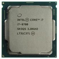 Процессор Intel Core i7-8700 Coffee Lake OEM