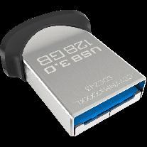 Флешка SanDisk Ultra Fit 64GB USB 3.0