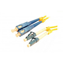 Патч корд 3.0mm SC/UPC-LC/UPC, SM, 3m simplex