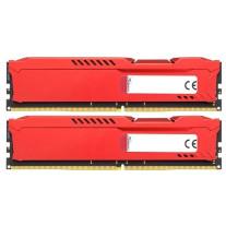 Оперативная память Kingston 32GB DDR4 3200Mhz HyperX Fury Red 2x16GB