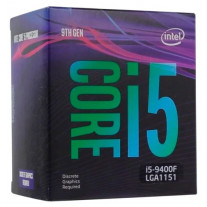 Процессор Intel Core i5-9400F Coffee Lake (2900MHz, LGA1151 v2, L3 9216Kb)