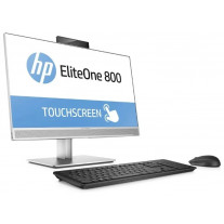 "HP EliteOne 800 G3  (Intel i7-7700/DDR4 8GB/HDD 1000GB/Intel VGA/ DVD/FHD 23,8""/wireless key + mouse)W10"