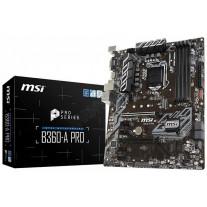 Материнская плата MSI B360-A PRO DDR4 LGA1151