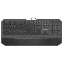 Клавиатура Defender Oscar SM-600 Pro Black USB