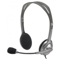 Компьютерная гарнитура Logitech Stereo Headset H110