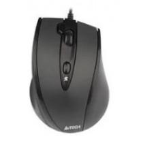 Мышь A4Tech N-770FX Black USB