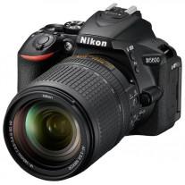 Зеркальный фотоаппарат Nikon D5600 18-55мм