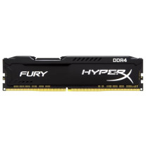 Оперативная память Kingston 8GB DDR4 2400Mhz HyperX Fury