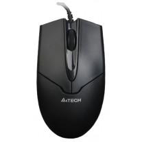 Мышь A4Tech OP-550NU Black USB