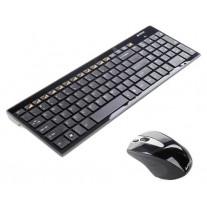 Клавиатура и мышь A4Tech 9500F Black USB