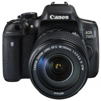 Фотоаппарат Canon EOS 750D Kit 18-55 STM Wifi