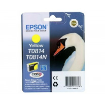 Картридж Epson T0814 YELLOW (C13T11144A10)