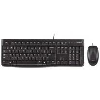Клавиатура и мышь Logitech MK120