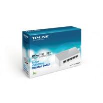 5-портовый 10/100 Мбит/с настольный коммутатор TP-LINK TL-SF1005D