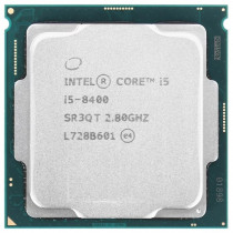 Процессор Intel Core i5-8400 Coffee Lake OEM