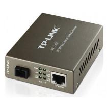 Медиаконвертер TP-Link MC112CS 10/100Mbit RJ45 SC 802.3u 10/100Base-TX 100Base-FX