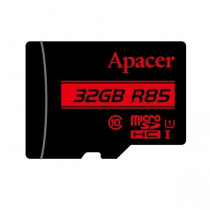 Карта памяти Apacer microSDHC Card Class 10 UHS-I U1 32GB (AP32GMCSH10U5-R)