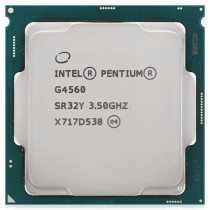 Процессор Intel Pentium G4560 Skylake
