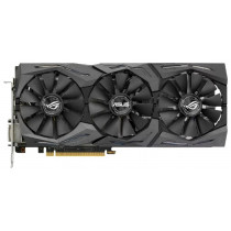 Видеокарта ASUS 8GB GTX1080 STRIX Gaming 392bits STRIX-GTX1080-A8G-Gaming