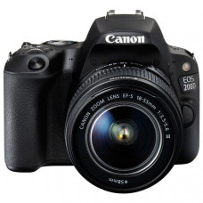 Фотоаппарат зеркальный Canon EOS 200D III