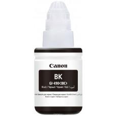 Контейнер с чернилами Canon GI-490 (B) оригинальный, черный, 70 мл, 7000 стр.