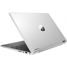 "Ноутбук HP Pavilion x360 15-dq0003ur/ Intel i5-8265U/ DDR4 8GB/ SSD 256GB/15.6"" FHD/ AMD Radeon 535 2GB/ No DVD/ Win10H (6PS42EA)"