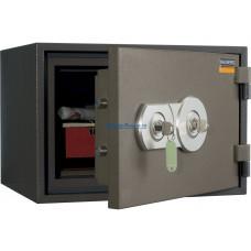 Огнестойкий сейф Valberg FRS 30 KL + KL