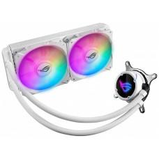 Система водяного охлаждения ASUS ROG Strix LC 240 RGB White Edition