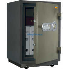 Огнестойкий сейф Valberg FRS 73 T KL + KL