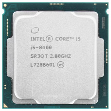 Процессор Intel Core i5-8400 Coffee Lake OEM