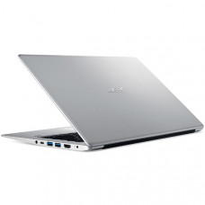 "Ноутбук Acer Swift 1 SF114-32/Intel Pentium N5000/ DDR4 4GB/SSD 128GB/ 14"" FHD/ Intel UHD 605/ Linux/ No DVD (NX.GZGER.004)"