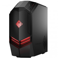 Компьютер OMEN by HP Obelisk Desktop 875-0011ur Core i7-8700/ 16GB/ 1TB+128GB/ GTX1060 6GB/ DVD-RW/ W10/ Black (4NF79EA)