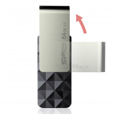 Флешка Silicon Power Blaze B30 64GB USB 3.0