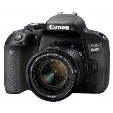 Зеркальный фотоаппарат Canon EOS 800D Kit 18-55 мм STM Wi-Fi