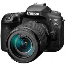 Зеркальный фотоаппарат Canon EOS 90D 18-135 мм IS Nano USM