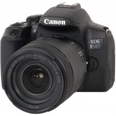 Зеркальный фотоаппарат Canon EOS 850D 18-135 мм IS Nano USM