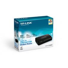 Внешний ADSL-модем (роутер) TP-LINK TD-8817