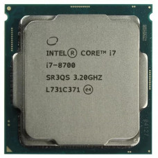 Процессор Intel Core i7-8700 Coffee Lake OEM
