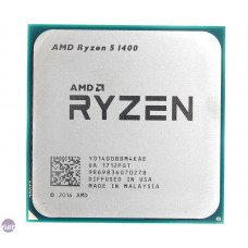Процессор AMD Ryzen 5 1400 3,2GHz
