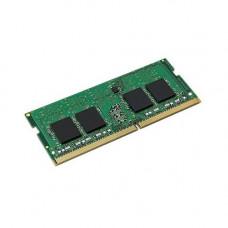 Оперативная память Kingston 4GB 2400Mhz DDR4 Non-ECC CL17 SODIMM 1Rx8 для ноутбука
