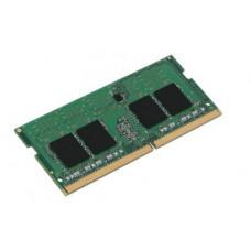Оперативная память Kingston 16GB 2400Mhz DDR4 Non-ECC CL17 SODIMM 1Rx8 для ноутбука