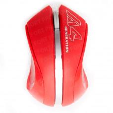 Беспроводная мышка A4-Tech G3-310N Smooky Red USB