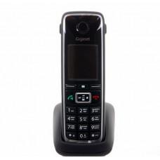 Радиотелефон (универсальная трубка) Gigaset C530H RUS BLACK (S30852-H2562-S301)