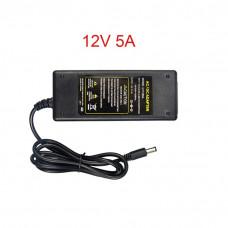 Блок питания для камеры видеонаблюдения  12V/5A