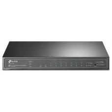 Коммутатор TP-LINK T1500G-10PS (TL-SG2210P)