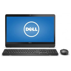 """Dell Inspiron 3464 (Intel i3-7100U/ 4GB/HDD 1TB/DVD-RW/FHD 23,8""""/Wi-Fi/Web/wireless key + mouse)"""